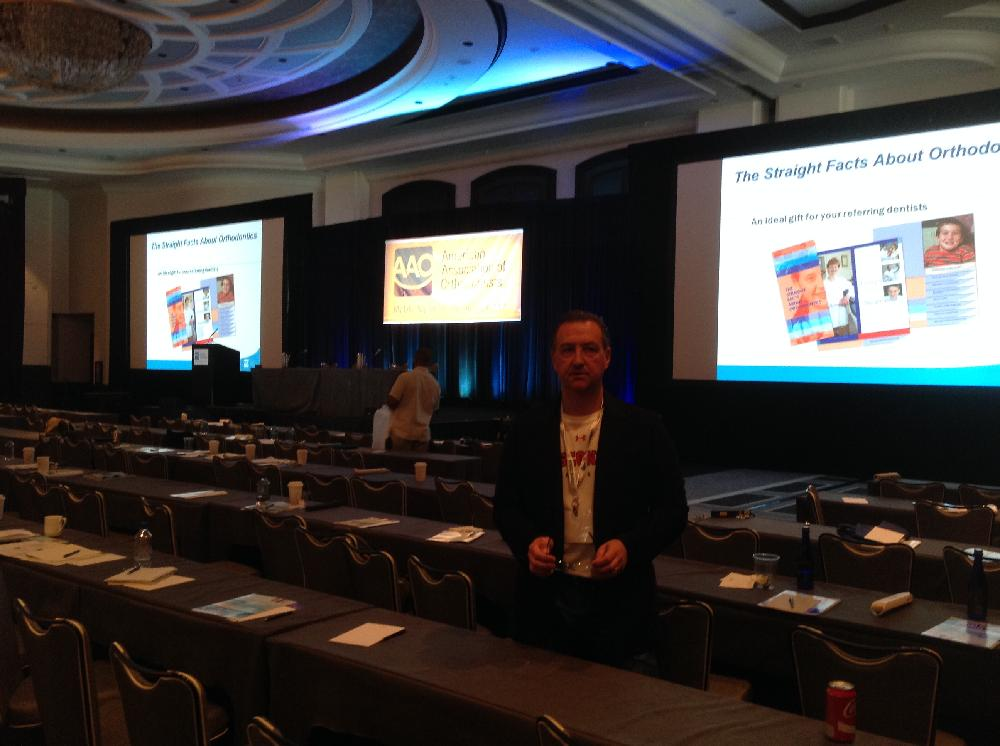The Razdolskys Attend 2015 Winter Conference