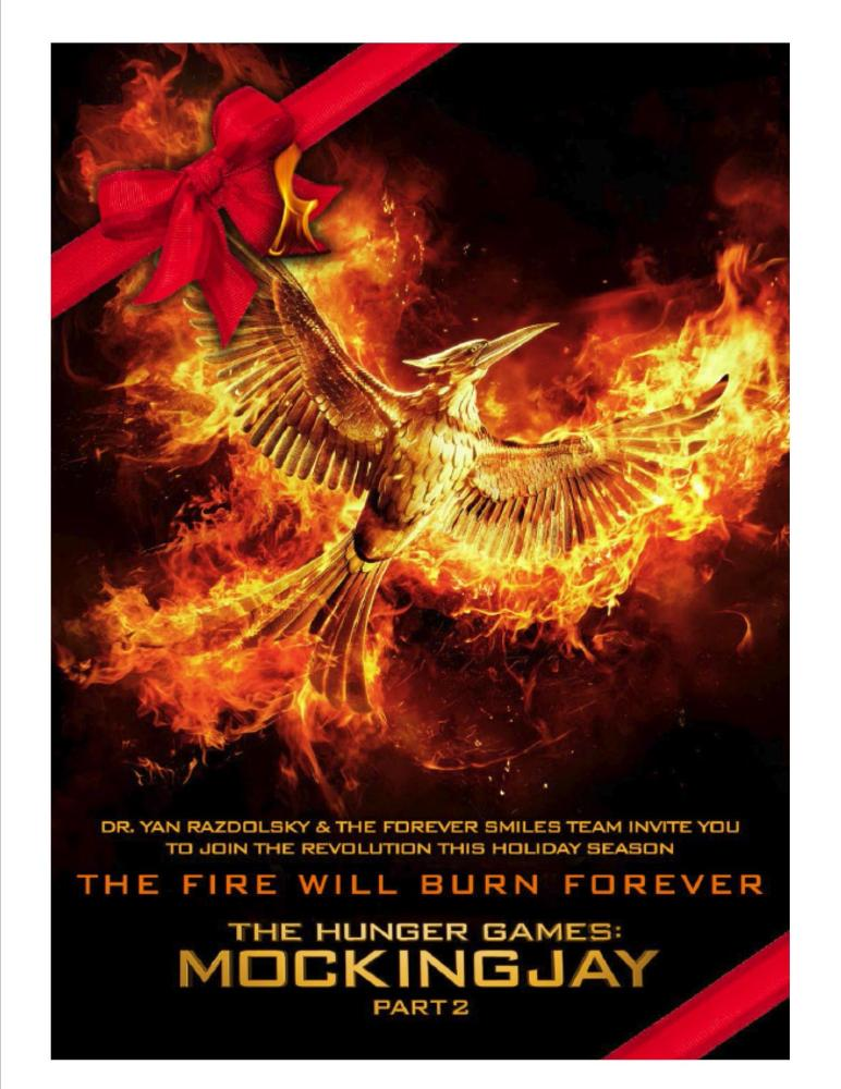 You're Invited to the Final Installment of The Hunger Games