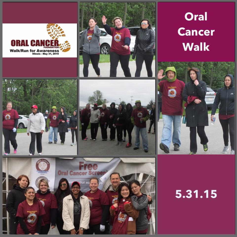 Oral Cancer Walk & Contest Results